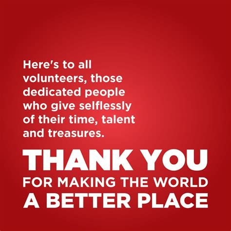 make the world a better place thank you for the world a better place