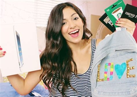Bethany Mota Holiday Giveaway - 15 best images about d i y backpacks on pinterest lace back to school and kids