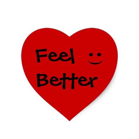 feel better feel better smile sticker