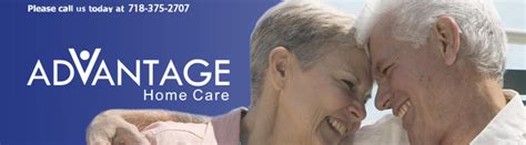 advantage home care home