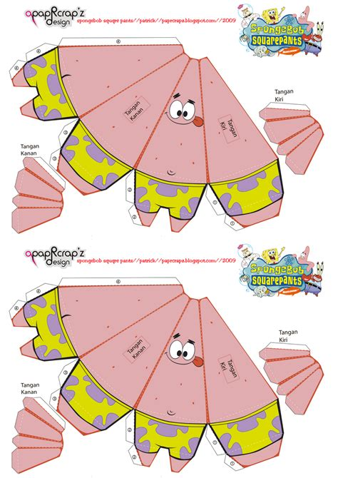 Pola Papercraft - windi pola papercraft