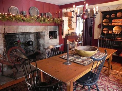 primitive dining room primitive dining room primitive decor pinterest