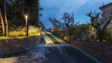 illuminazione parchi paletto luminoso da giardino tetra parco paletto
