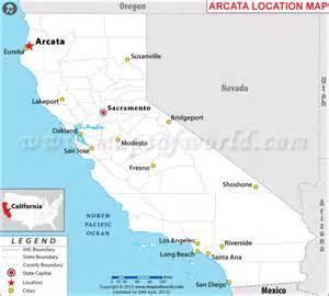 where is arcata california