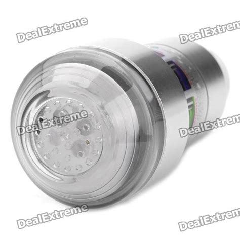 water activated led light water activated rgb led light effect aluminum alloy