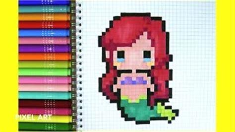 Hatsune Miku Dessin Pixel Art Facile Music Jinni