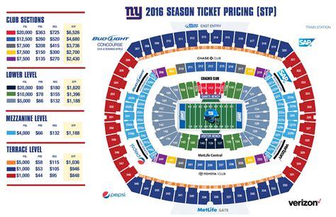 rams ticket exchange giants metlife stadium maps
