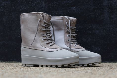 adidas yezzy boots 4 closer images of the adidas yeezy 950 boot releasing soon