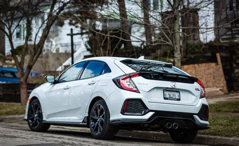 2017 Honda Civic Type R Automatic by 2017 Honda Civic Hatchback 1 5t Automatic Review All