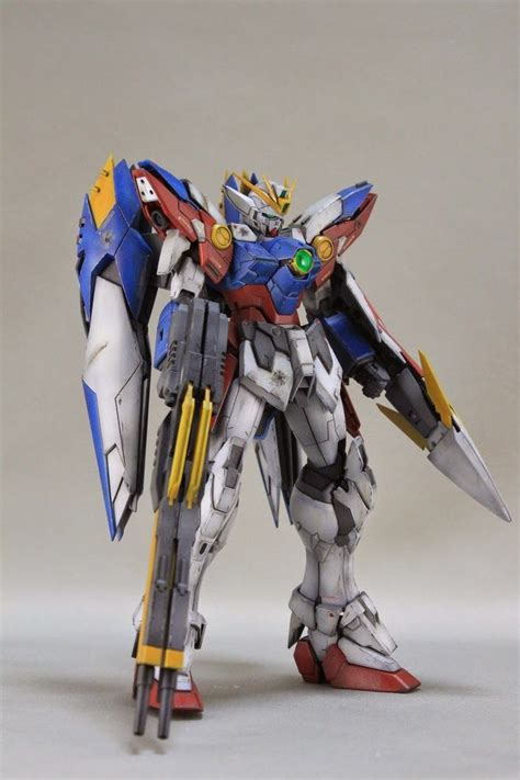Gundam Mg 1 100 Wing Proto Zero Daban Model mg 1 100 wing gundam proto zero custom build gundam kits collection news and reviews