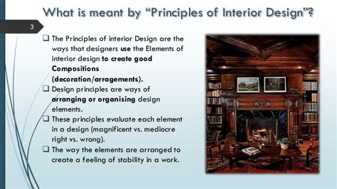 interior design elements principles exles principles of interior design