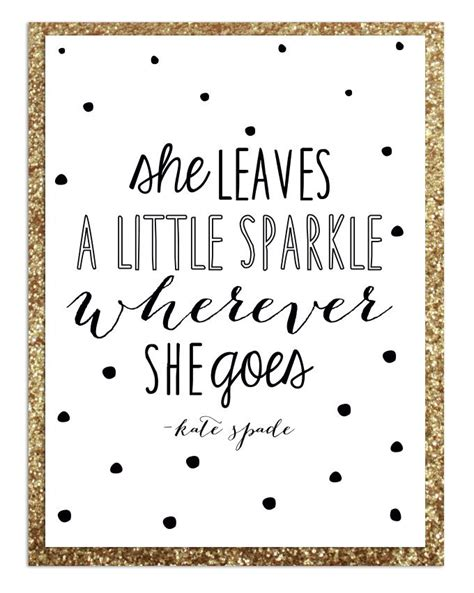printable glitter quotes poster quote design kate spade inspired yes i poop