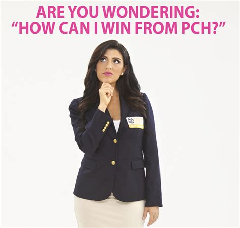How Do You Know If You Won Pch - how can i win from pch all it could take is one entry pch blog