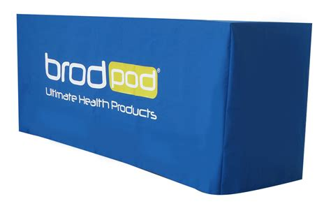 fitted logo tablecloths box fitted tablecloths 187 branded tablecloths