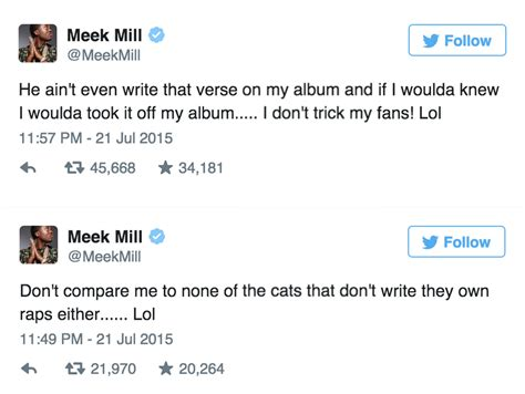 twitter drake drake vs meek mill the rap up thee sound off