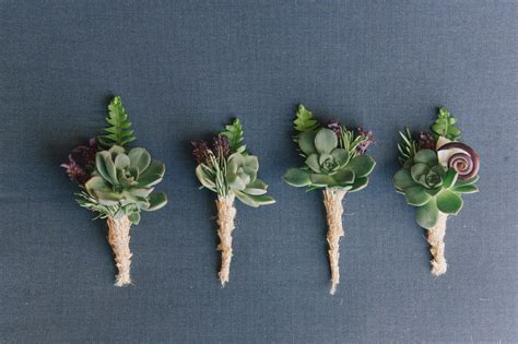 Wedding Flowers: How To Incorporate Succulents   Inside
