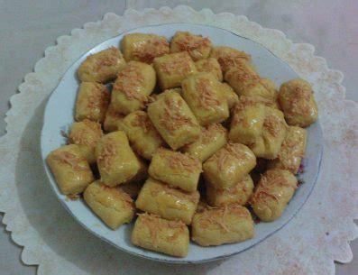 resep sehat  kue kastengel keju