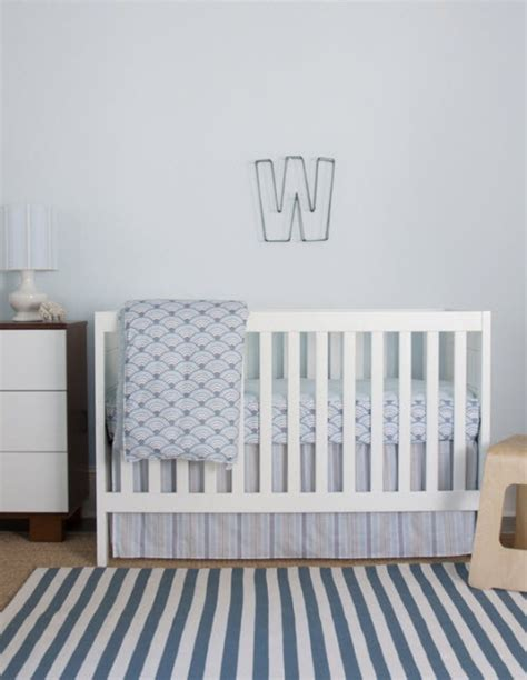 baby boy nautical crib bedding tailored child s bedroom new collection from