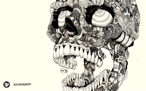 skull desktop wallpaper tumblr skulls artwork sugar skulls wallpaper 1920x1200 292594