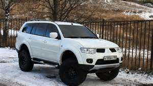 Mitsubishi Outlander Lifted Lifted Pajero Sport