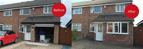 garage conversions before and after granada home improvements 100 feedback conversion