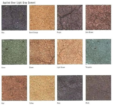 concrete stain colors home depot home depot concrete stain colors customer images exterior