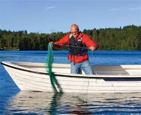 polyester vissersbootje boot crescent 410 vissersboot motorboot veiligevaart