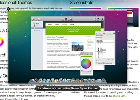 web software web design software mac os x free