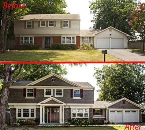 25 best ideas about home exterior makeover on brick exterior makeover exterior