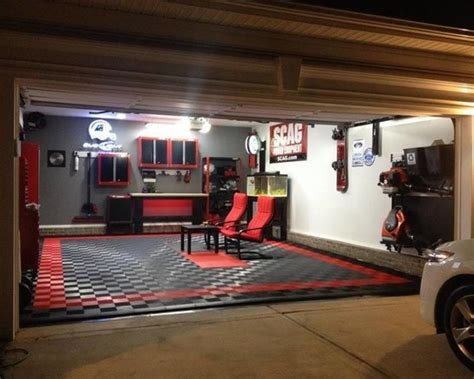 smart car garages cave garage ideas smart garage