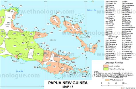 new guinea map papua new guinea map 17 ethnologue