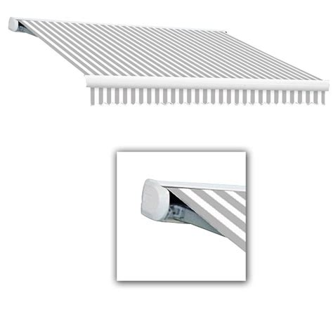 12 ft retractable awning beauty mark 12 ft california dx model manual retractable awning 120 in projection