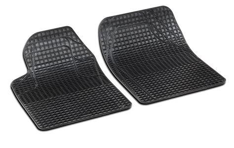 tappeti per auto cp tappeti anteriori in gomma goros line accessori auto
