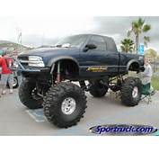 Huge Lifted Trucks For Sale  Autos Post