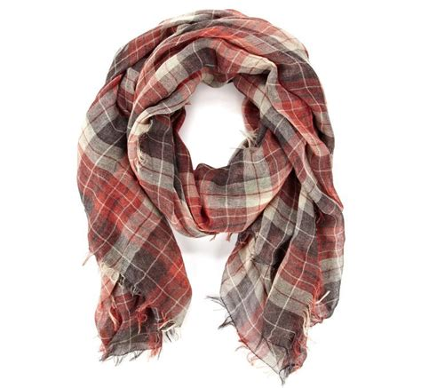 plaid scarf scarves without limits