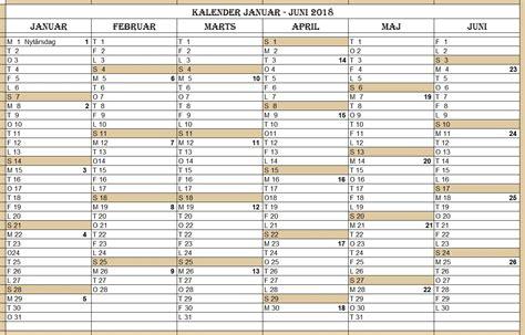 Kalender 2018 Med Uger Kalender 2018 Norsk 28 Images Kalendersiden Lav Din