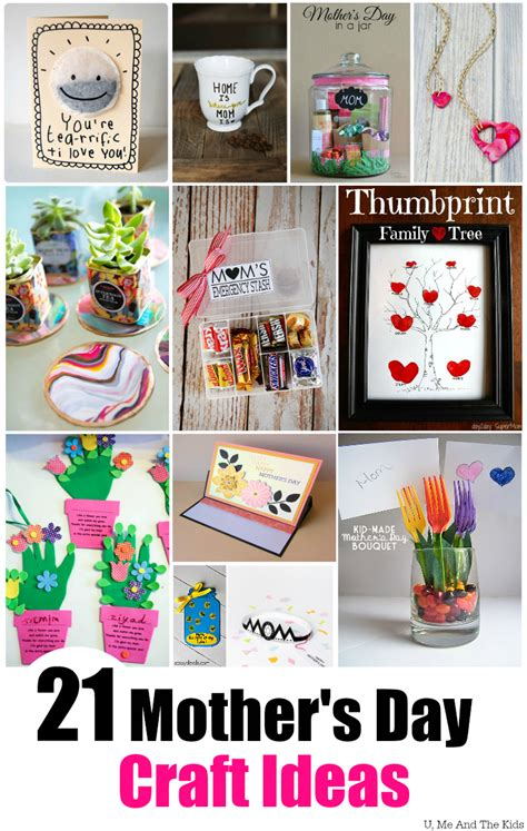 day craft ideas 21 awesome mothers day craft ideas you will