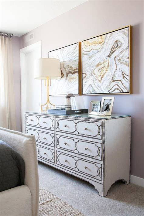 Master Bedroom Dresser Bedroom With Cabrillo Nailhead Dresser Transitional Bedroom