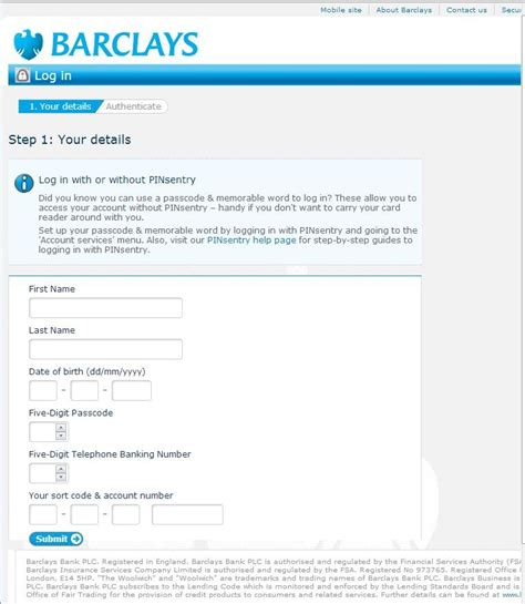 Barclays Credit Card Letter Barclays Clients Targeted By Phishers With 200 Websites A Week Hotforsecurity