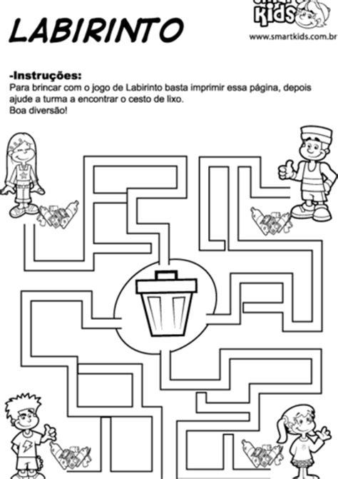 Reciclagem - Atividades - Smartkids