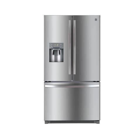 door refrigerator kenmore kenmore 73045 26 cu ft door bottom freezer
