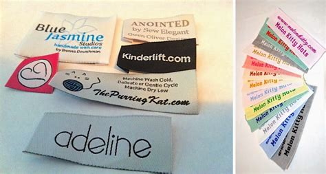 custom tags custom woven clothing labels made everyday