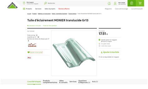 Tuile Transparente by Les Tuiles Transparentes La Solution Pour Gagner De La
