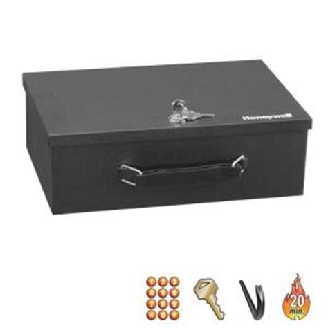 honeywell 0 17 cu ft resistant key lock security