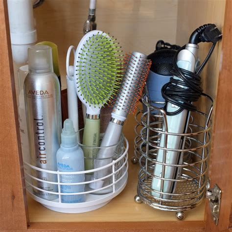 Bathroom Product Organizers Bathroom Cabinet Storage With Help From The Kitchen