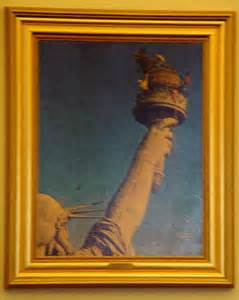 oval office paintings norman rockwell statue of liberty images