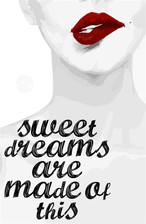 best song lyrics sweet dreams are made of this eurythmics best song