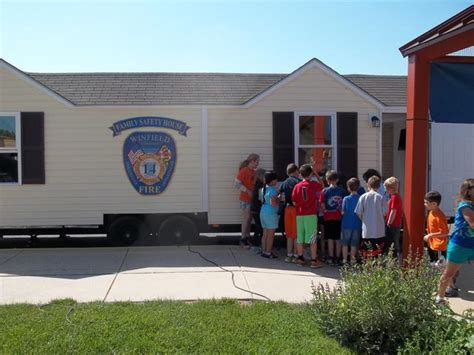 house springs elementary safety house visits linton springs elementary winfield