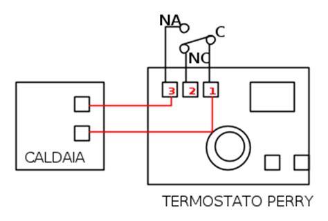 collegamento termostato caldaia come collegare il termostato alla caldaia come controllare
