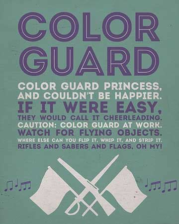 color guard quotes competion for color guard quotes quotesgram